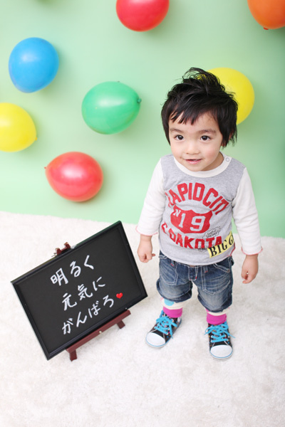 出張撮影KidsPhotoのブログ-キッズ時計3
