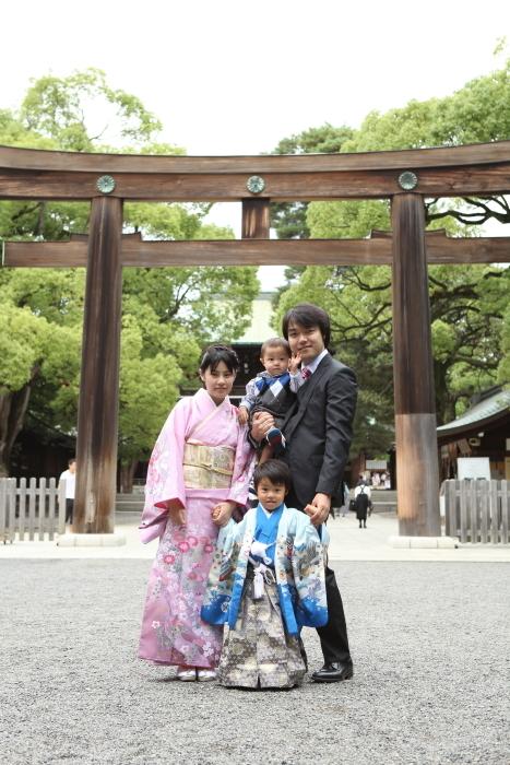 出張撮影KidsPhotoのブログ-七五三撮影
