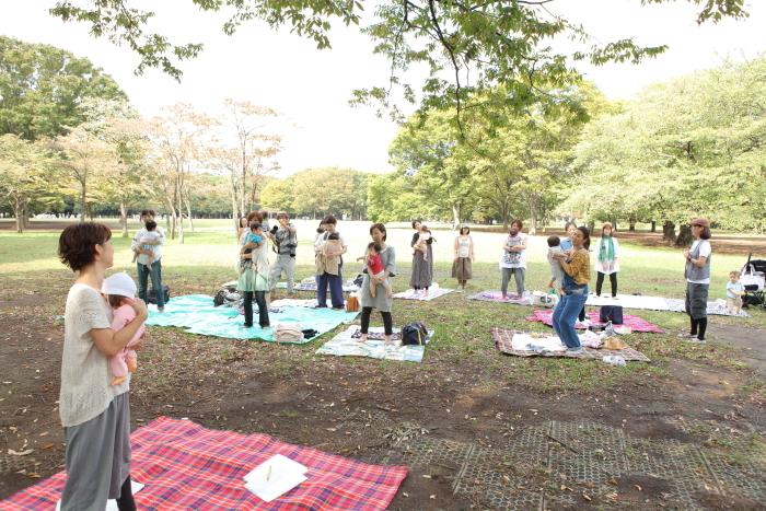 出張撮影KidsPhotoのブログ-代々木公園撮影会