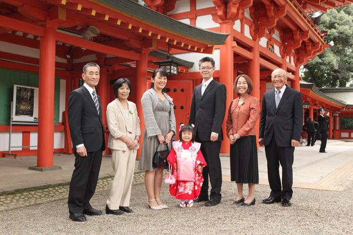 出張撮影KidsPhotoのブログ-氷川神社