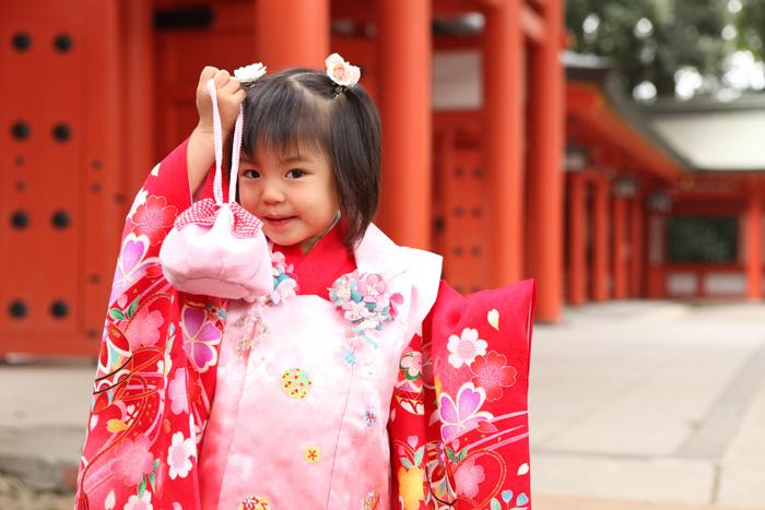 出張撮影KidsPhotoのブログ-大宮氷川神社