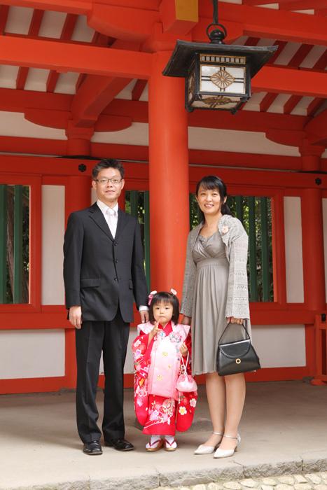 出張撮影KidsPhotoのブログ-氷川神社 写真撮影