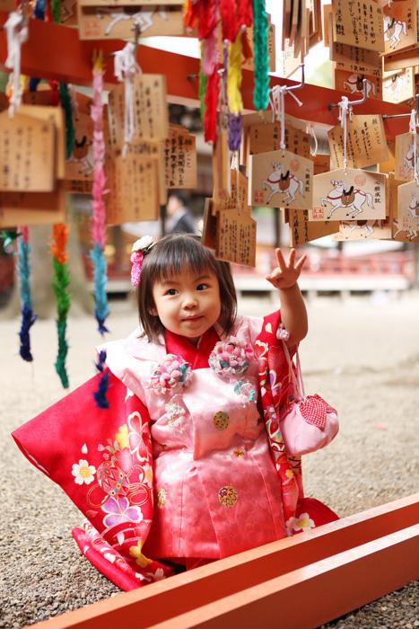 出張撮影KidsPhotoのブログ-氷川神社七五三