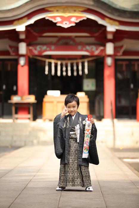 出張撮影KidsPhotoのブログ-七五三撮影 水天宮