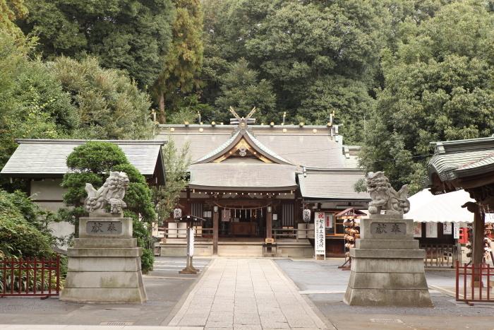 $出張撮影KidsPhotoのブログ-日枝神社水天宮