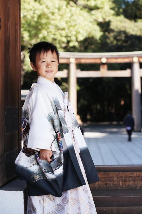 出張撮影KidsPhotoのブログ-明治神宮 出張撮影