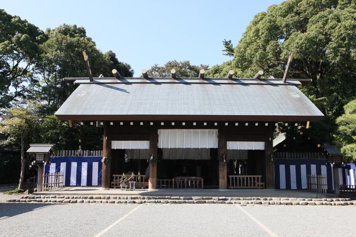 出張撮影KidsPhotoのブログ-伊勢山皇大神宮 写真撮影