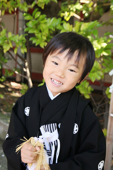 出張撮影KidsPhotoのブログ-富岡八幡宮 七五三写真