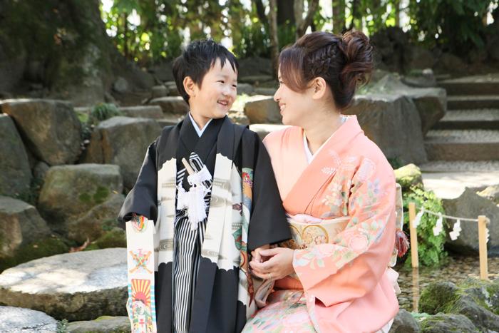 出張撮影KidsPhotoのブログ-川越氷川神社 七五三撮影