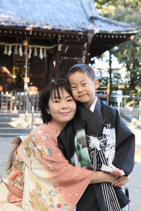 熊野神社 七五三