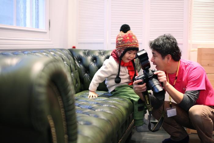 出張撮影KidsPhotoのブログ-キッズ時計 渋谷