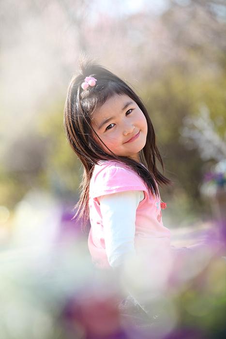 出張撮影KidsPhotoのブログ-キッズ時計 フローラルガーデン