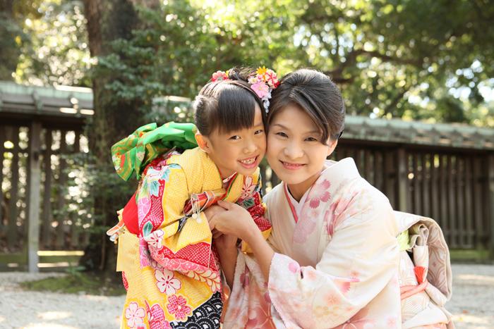 出張撮影KidsPhotoのブログ-七五三 明治神宮