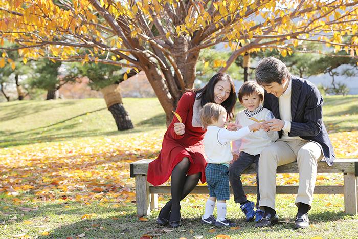 家族写真ロケーションフォト1