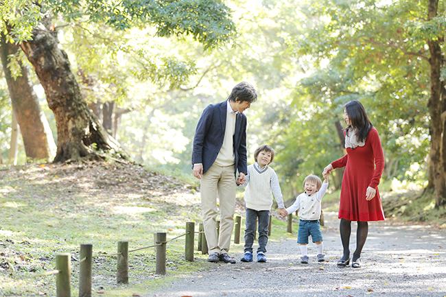 家族写真ロケーションフォト5