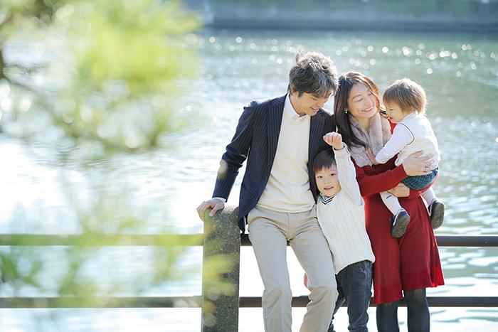 家族写真ロケーションフォト6