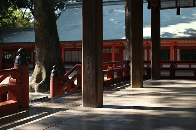 大宮氷川神社