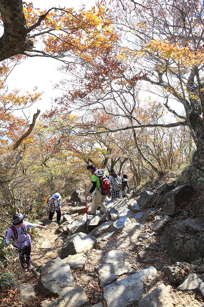 筑波山神社 登山