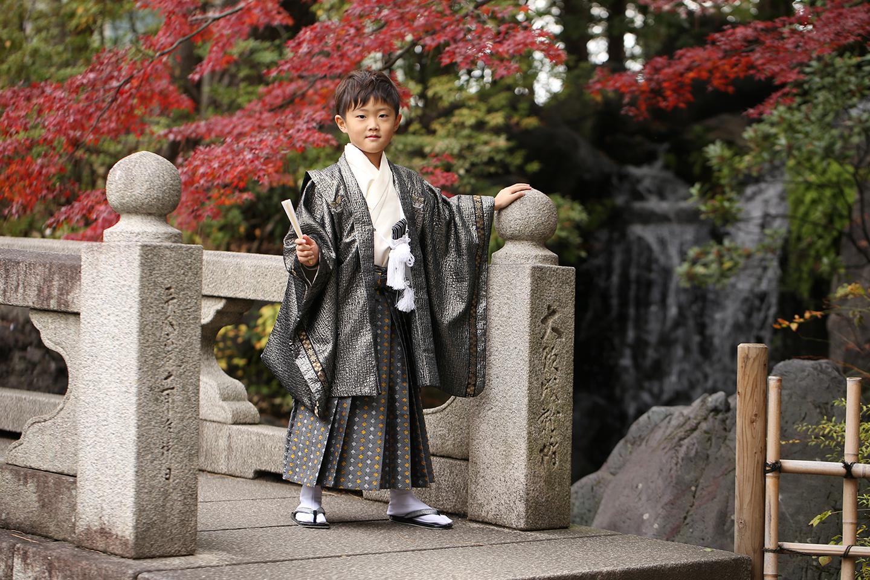 西新井大師 5歳七五三