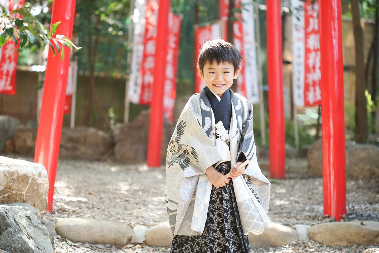 大宮氷川神社 5歳七五三