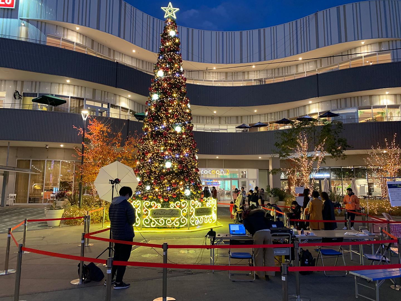 さいたま新都心 クリスマス撮影会