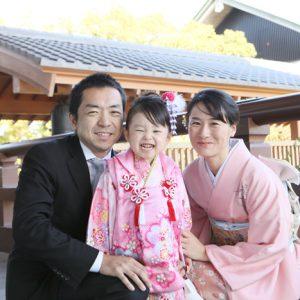 西新井大師 / 七五三の出張撮影