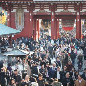 浅草神社に七五三の出張撮影