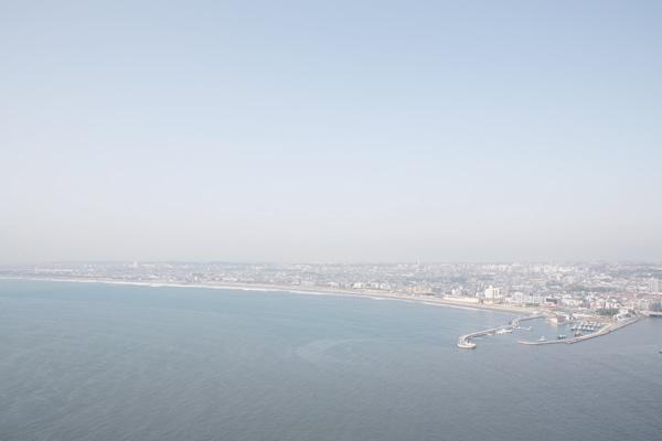 江ノ島の展望台から