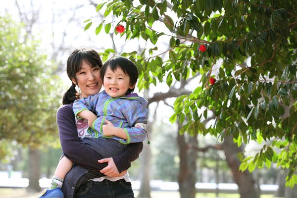 代々木公園で春のキッズ撮影会!お写真紹介