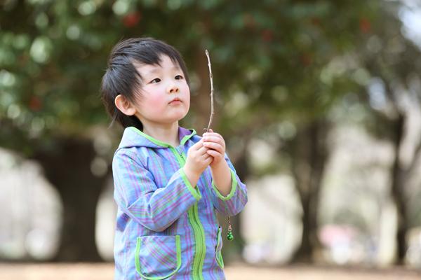 代々木公園キッズ撮影会3