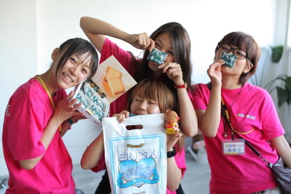 渋谷サマフェスで記念写真