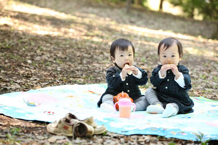 出張撮影KidsPhotoのブログ-双子