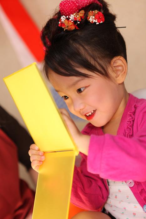 出張撮影KidsPhotoのブログ-七五三メイク