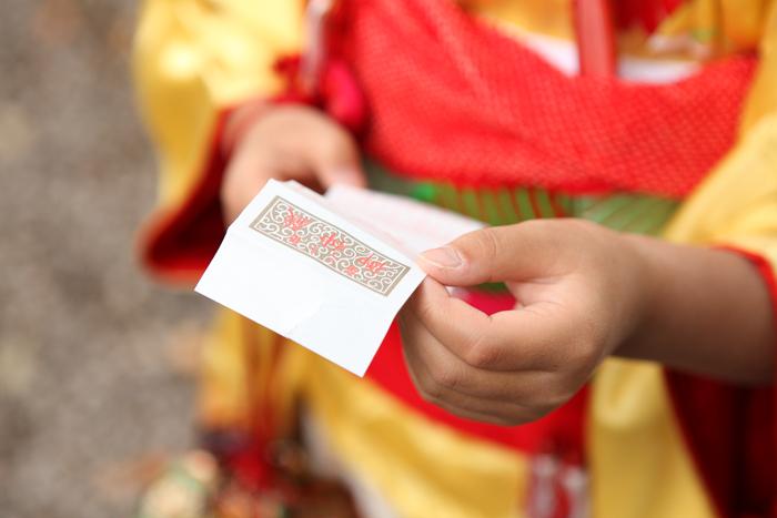 大田区雪ヶ谷八幡神社で七五三8