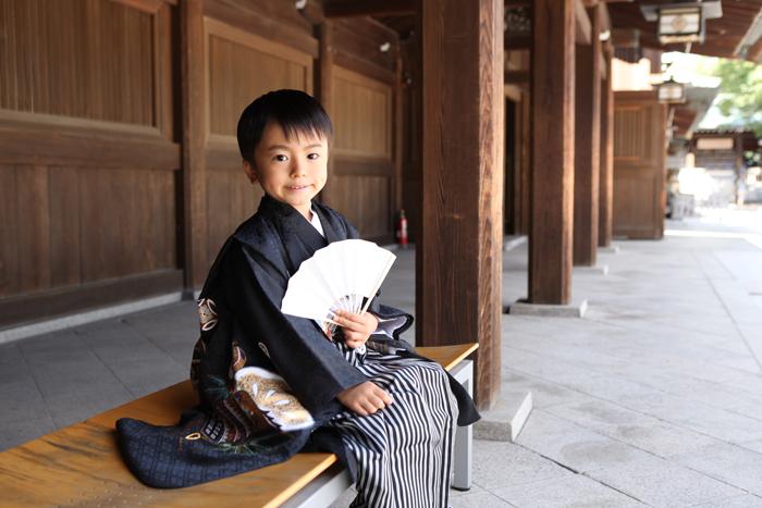 出張撮影KidsPhotoのブログ-明治神宮 七五三写真