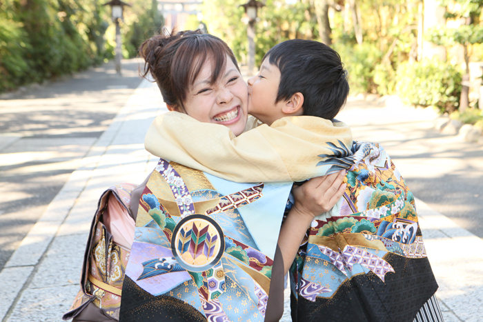 出張撮影KidsPhotoのブログ-七五三写真撮影