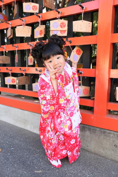 出張撮影KidsPhotoのブログ-六郷神社 写真