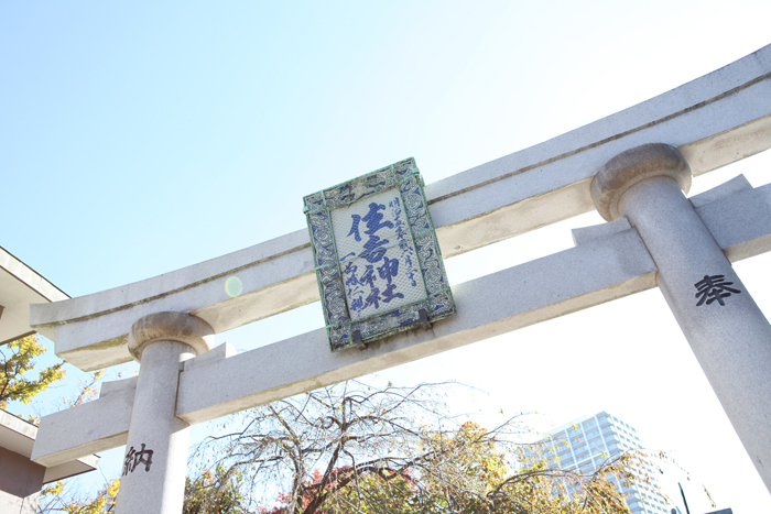 中央区の住吉神社へ出張撮影ならお任せください