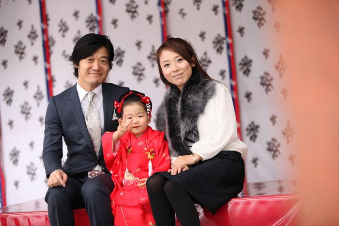 出張撮影KidsPhotoのブログ-赤坂日枝神社 写真撮影