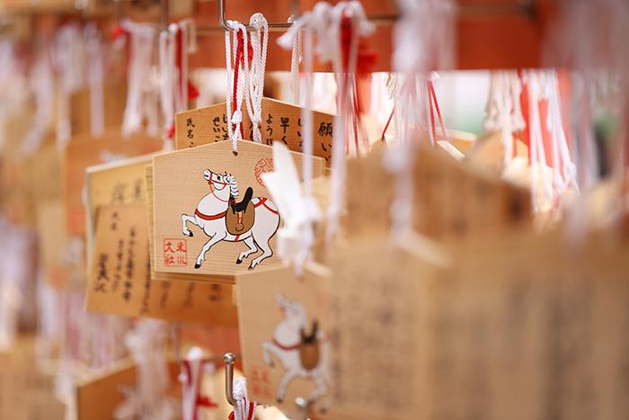 雨の大宮氷川神社2
