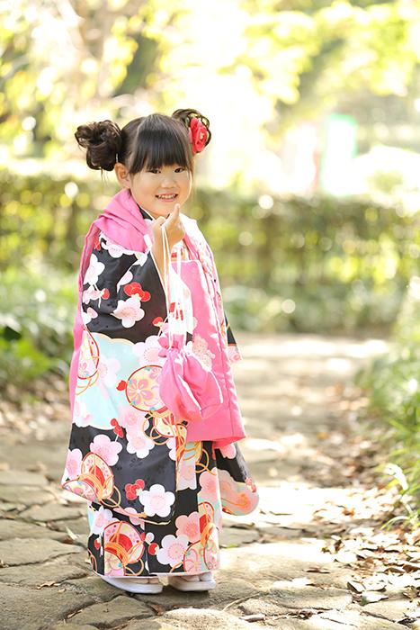 大宮氷川神社で3歳の七五三12