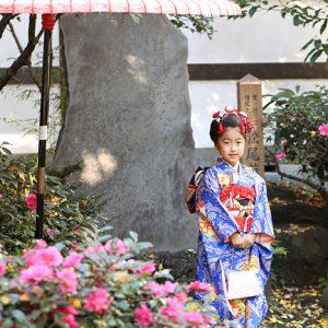 スサノオ神社へ七五三の出張撮影~えまちゃん編~