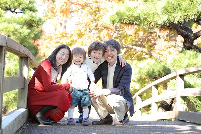 家族写真ロケーションフォト2
