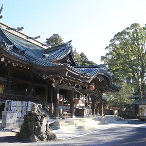 筑波山神社で七五三の出張撮影