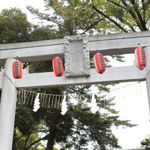 和楽備神社に七五三の出張撮影 / 埼玉県蕨市(和樂備神社とも呼ばれます)