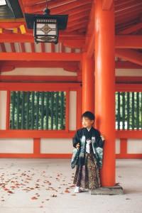 大宮氷川神社のロケーション撮影