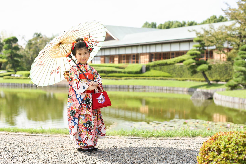 出張撮影の次のトレンドは日本庭園?