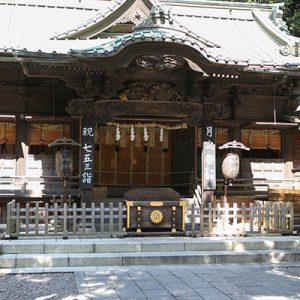 浦和の調神社は出張撮影NG!七五三当日に起きたトラブル