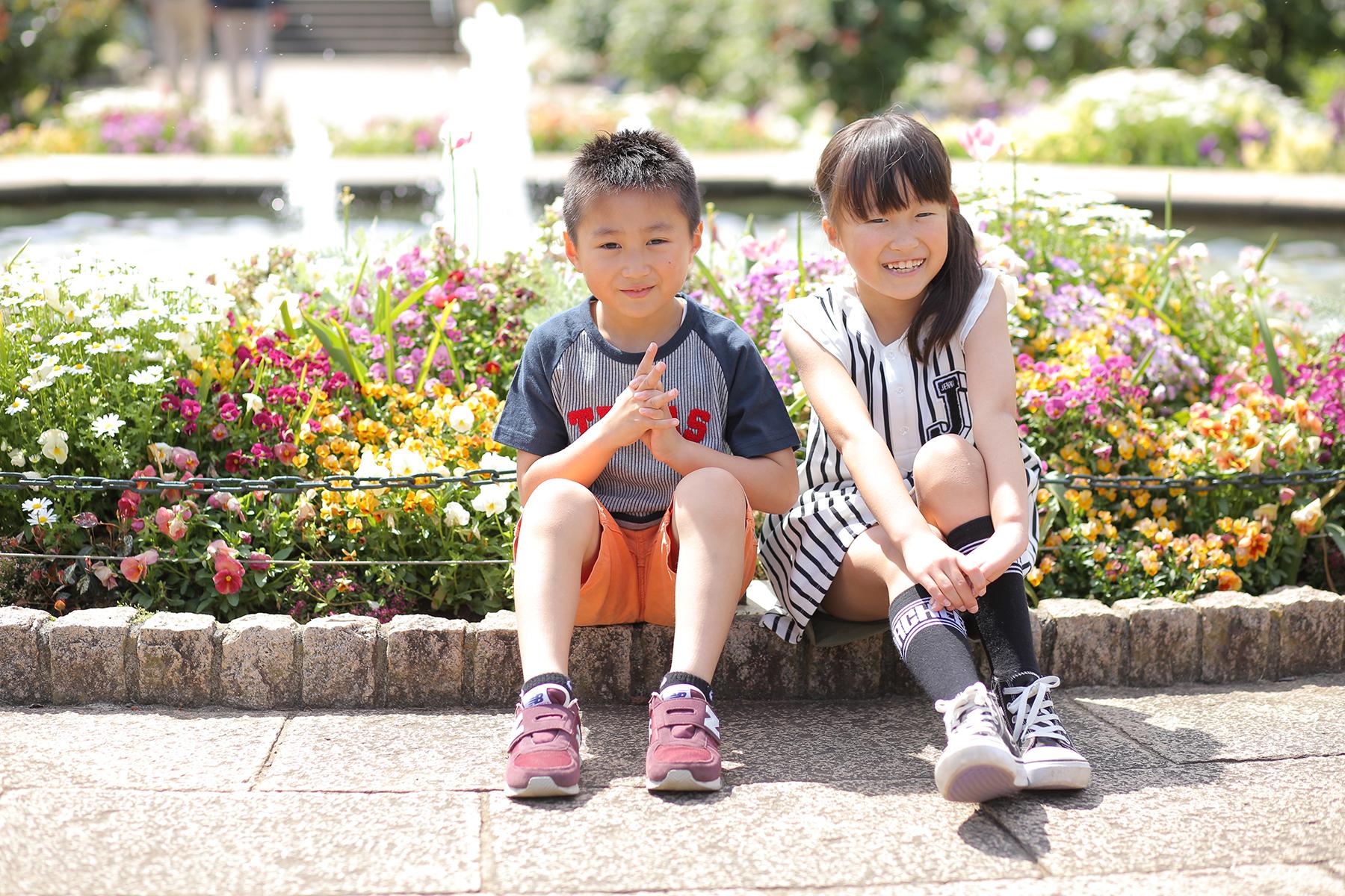 横浜で出張撮影 こども写真