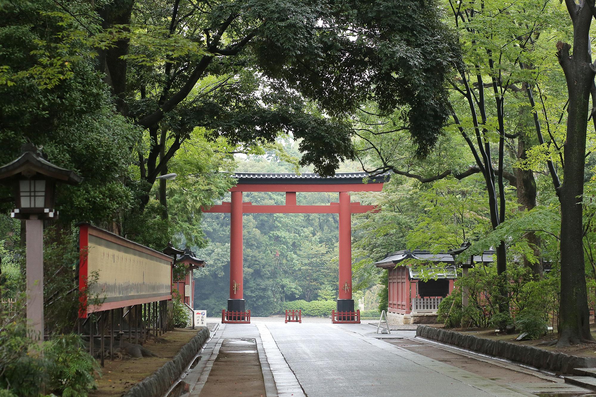 さいたま市の神社